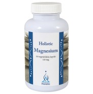 Magnesium 120 mg, 100 kapslar – Holistic