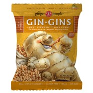 Gin Gins Turmeric Chewy Ginger Candy 150g