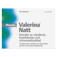 Pharbio Valerina Natt 40t