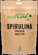 Spirulina tabletter 250 st ekologiskt - Holistic