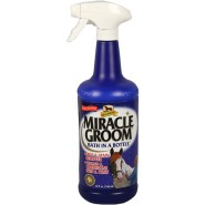 Torrschampo Miracle Groom Absorbine 946 ml