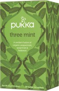 Pukka te – Three Mint