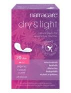Inkontinensskydd dry+light Slim 20st EKO