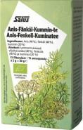 Anis Fänkål Kummin Te 15p EKO - Salus