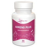 Adreno Plus 90kap Vegan - Adaptogenkomplex Alpha Plus