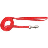 Hundkoppel Puppie nylon Röd