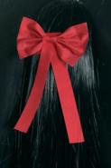 Svansrosett Röd ca 15 cm