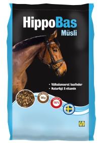 HippoBas Müsli, 20 kg - Skickas ej, endast avhämtning