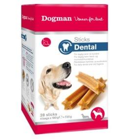 Dental Sticks Medium/Large 28-pack