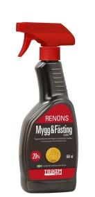 RENONS Mygg&Fästing 4x