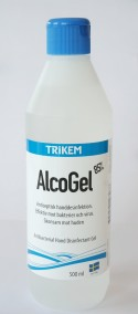 Alcogel 85% 500 ml - Trikem