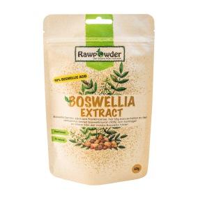 Boswellia Extrakt 90% Boswellinsyra 60g