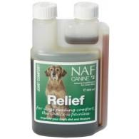NAF Canine Relief, komfort för hund (med Djävulsklo) 250ml