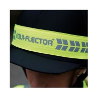 EQUI-FLECTOR® Hjälmreflex Gul