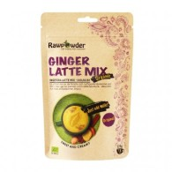 Ginger Latte Mix Ingefära 125g EKO - Rawpowder
