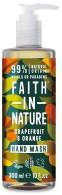 Tvål Flytande Grapefrukt & Apelsin - Faith in Nature
