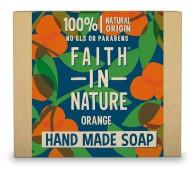 Tvål Apelsin - Faith in Nature