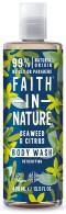 Sjögräs & Citrus Duschgel 400 ml - Faith in Nature