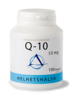 Q-10 – 50 mg Helhetshälsa