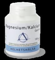 Magnesium/Kalcium Optimal 100 kapslar