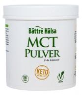Bättre Hälsa MCT Pulver 300g