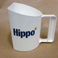 Foderskopa Hippo