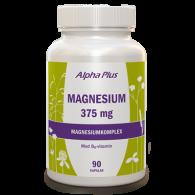 Magnesium 375 mg 90 kap - Alpha Plus