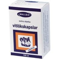 Vitlökskapslar Extra starka 100st (luktfria)