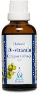 D3-droppar i olivolja – Holistic