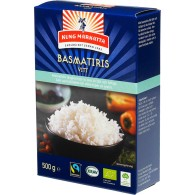 Basmatiris Vitt 500g KRAV / Fairtrade