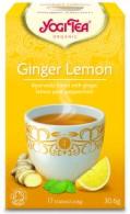Yogi Tea – Ginger Lemon