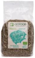 Hampafrö Oskalat Eko 500g Biofood