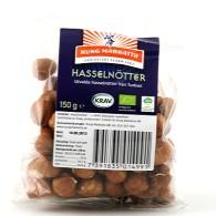 Hasselnötter 150g KRAV - Kung Markatta