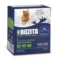 Bozita Hund - Älg bitar i Gelé 370g
