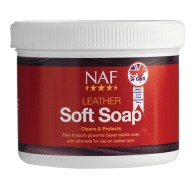 NAF Leather Soft Soap - Lädertvål