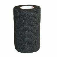 Elastiskt självhäftande bandage 12 st Svart