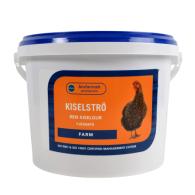 Kiselströ till fjäderfä 1kg