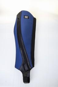 NICE RIDE Sport Short Chaps - Blå
