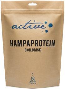 Hampaprotein Ekologiskt 400g Holistic