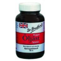 Öljäst - Dr Bradfords - 180 tabletter