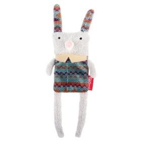 Plush Friendz kanin - Hundleksak för små hundar