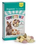 Confetti Mix - till kanin och andra smådjur
