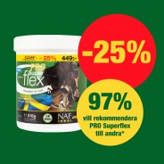 NAF Pro Superflex (kampanjprisburk)