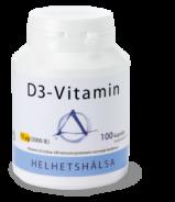 D3-vitamin 3000IE - 75 mcg