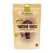 MSM destillerat 500g - Rawpowder