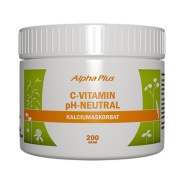 C-vitamin pH-neutral 200g - Alpha Plus