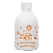 Liposomal Multivitamin 250ml - Hymato