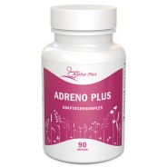 Adreno Plus 90kap Vegan - Adaptogenkomplex - Alpha Plus