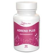 Adreno Plus 90kap Vegan - Adaptogenkomplex - Alpha Plus