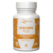 Curcumin (gurkmeja) Plus 60k Vegan - Alpha Plus